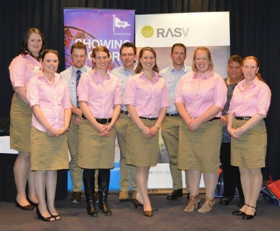 Rural Ambassador Victorian Finalists 2014